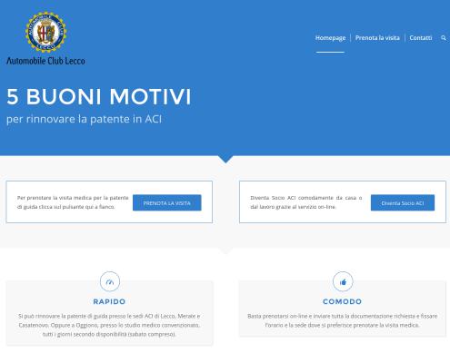 Automobile Club Lecco - Rinnovo patenti Lecco