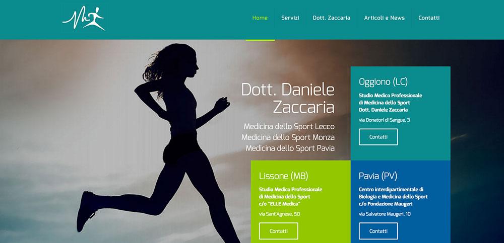 Realizzazione siti internet medici Lecco Monza Pavia